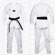 Adidas Adi-Star Cuello Blanco Infantil Dobok Blanco