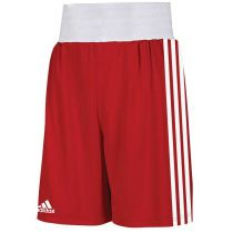 Adidas Base Punch 2 Boxing Shorts Rojo