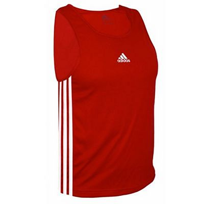adidas Base Punch 2 Boxing Vest Red