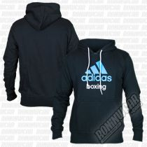 Adidas Boxing Hoody Black-Blue