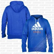 Adidas Boxing Hoody Blue-White