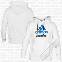 Adidas Boxing Hoody White-Blue