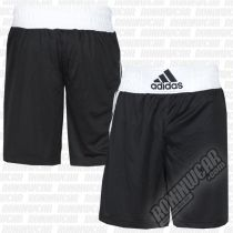 Adidas Boxing Shorts Base Punch Black-White