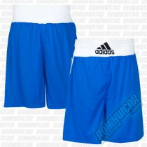 Adidas Boxing Shorts Base Punch Blue-White
