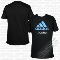 Adidas Boxing Tee Black