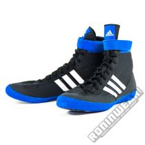 Adidas Combat Speed 4 Black-Blue