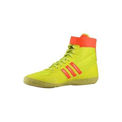 adidas Combat Speed 4 Amarillo-Rojo