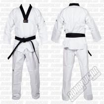 Adidas Dobok Champion II Black Collar White