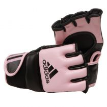 Adidas Ultimate Fight Gloves Rosa-Negro