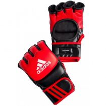 Adidas Ultimate Fight Gloves Rojo-Negro