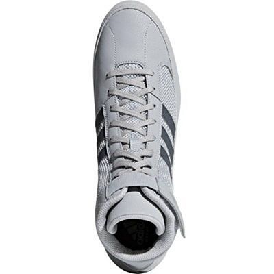adidas HVC 2 Adult Wrestling Shoes Grey-Brown