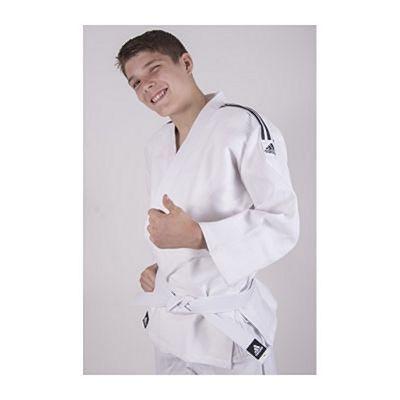 adidas Judogi Adistart J300 Blanco