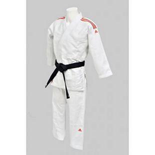 adidas Judogi Contest J650 Fehèr