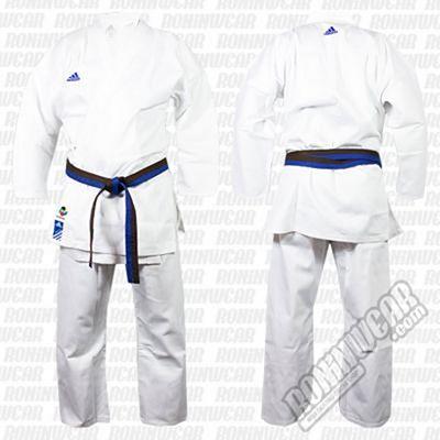 Adidas Karategi Kumite Combat Blanco