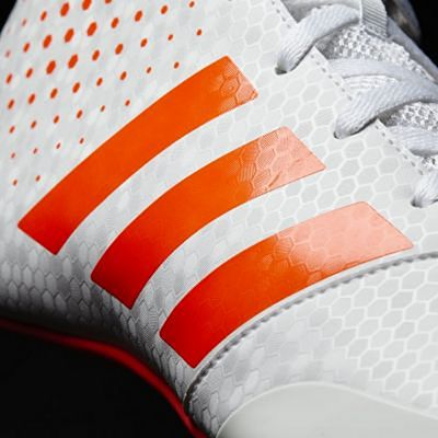 adidas KO Legend 16.2 Boxing Boots Bianco-Rosso