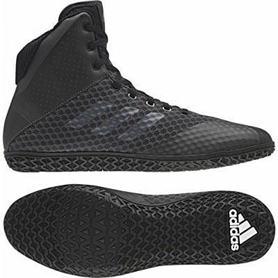 adidas Mat Wizard 4 Wrestling Shoes Preto-Preto