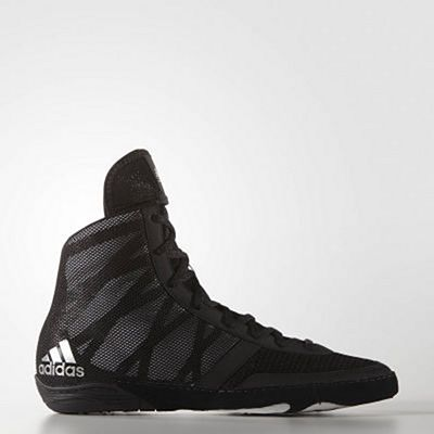 adidas Pretereo 3 Wrestling Shoes Preto-Branco