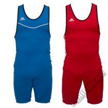 Adidas Reversible Wrestling Singlet Piros-Kék