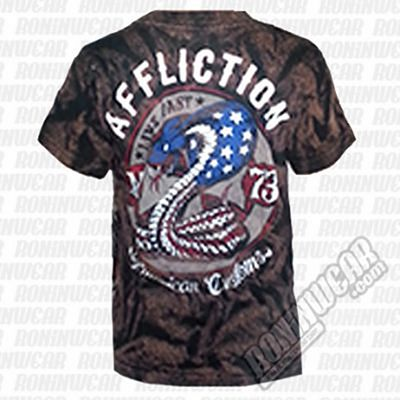 Affliction Camiseta Lethal Injection Niño