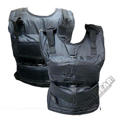 Amaya Adjustable Weighted Vest 10kg