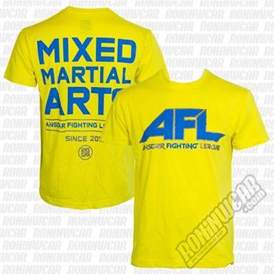 Ansgar AFL Giallo-Blu