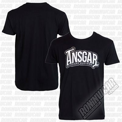 Ansgar Fight Clothing Negro