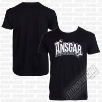 Ansgar Fight Clothing Nero