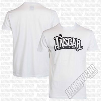 Ansgar Fight Clothing Blanco