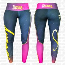 Ansgar Galactic Leggings Nero