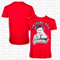 Ansgar Gonorrea T-shirt Red