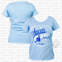 Ansgar Ladies Lets Roll Light Blue