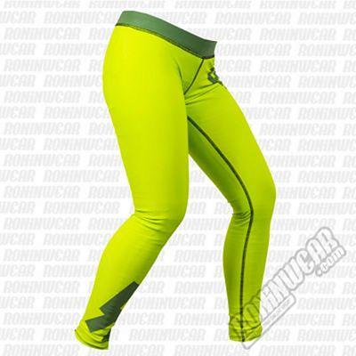 Ansgar Leggings Verde