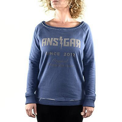 Ansgar Lightning Sweat  Girls Azul