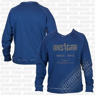 Ansgar Lightning Sweat Azul