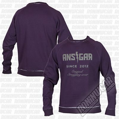 Ansgar Lightning Sweat Morado