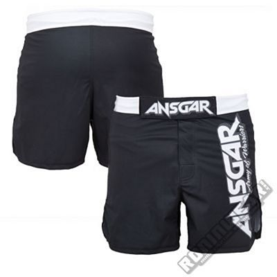 Ansgar MMA Army Of Warriors Negro