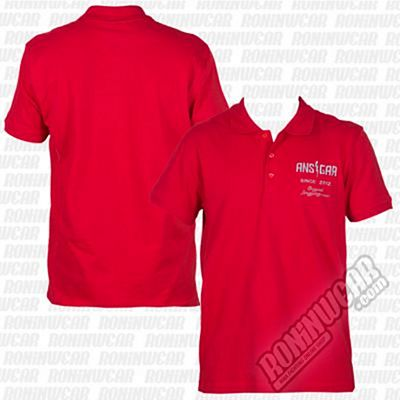 Ansgar Polo Red