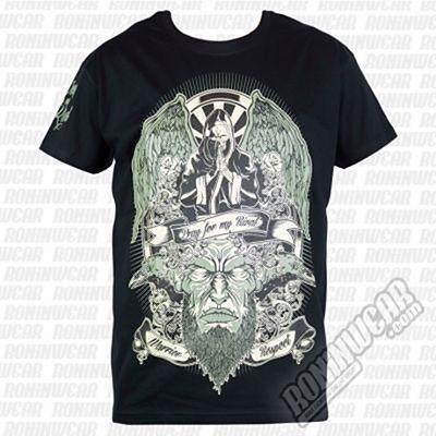 Ansgar Pray For My Rival T-shirt Black