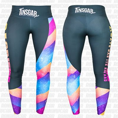 Ansgar Sacrifice Leggings Negro