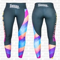 Ansgar Sacrifice Leggings Nero
