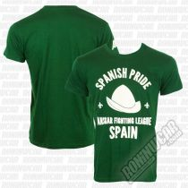 Ansgar Spanish Pride T-shirt Green