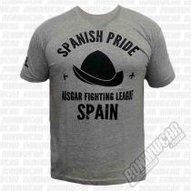 Ansgar Spanish Pride T-shirt Grau
