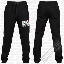 Ansgar Sweat Pants Nero
