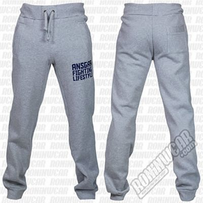 Ansgar Sweat Pants Grey