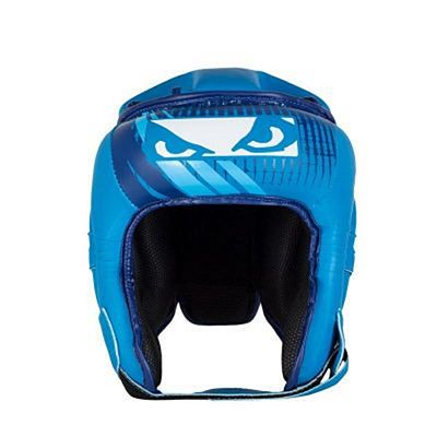 Bad Boy Accelerate Youth Head Guard Blau