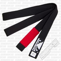 Bad Boy BJJ Belt Negro