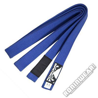 Bad Boy BJJ Belt Azul