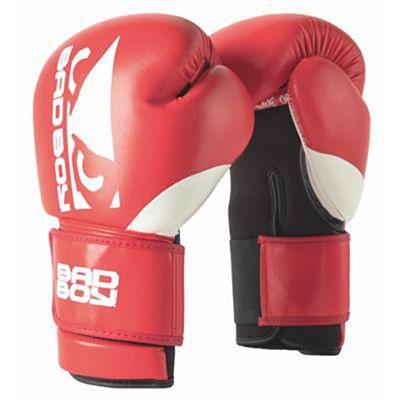 Bad Boy Boxing Glove Zeus Piros-Fehèr