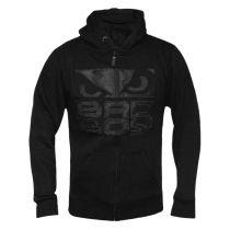 Bad Boy Carbon Zip Hoodie Black
