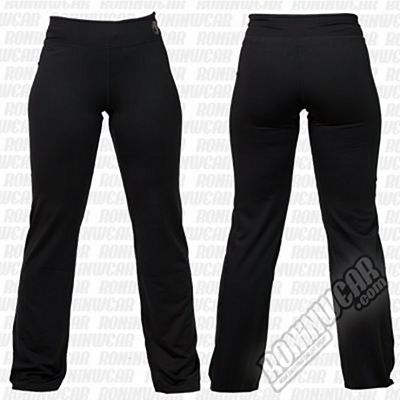 Bad Boy Fitness Pants Schwarz